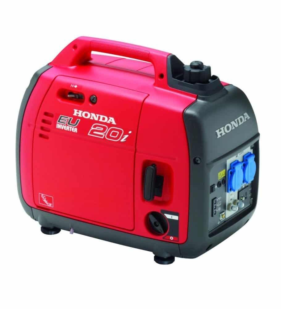 Benzin Stromaggregat Honda EU20I Stromerzeuger