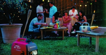 Stromgenerator Honda Party