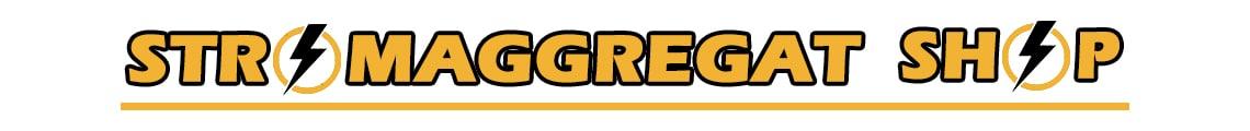 stromaggregat stromgenerator logo